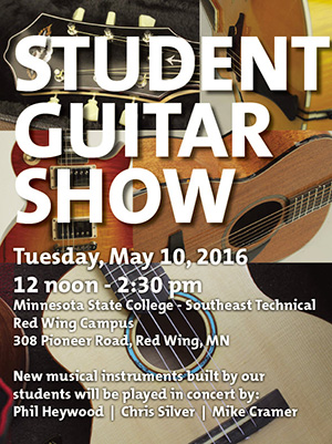 Student Guitar Show 2016