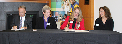 WSU-MSCS Agreement Signing
