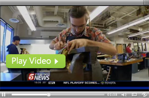 KSTP Band Instrument Repair Video