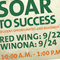 SOAR to Success: Red Wing Sept. 22; Winona Sept. 24