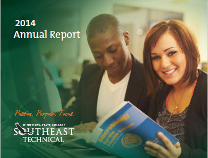 2014 Annual Report - cover