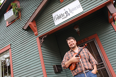 Brian Christianson - The Fiddle House