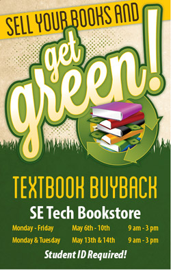 Textbook Buyback spring 2013