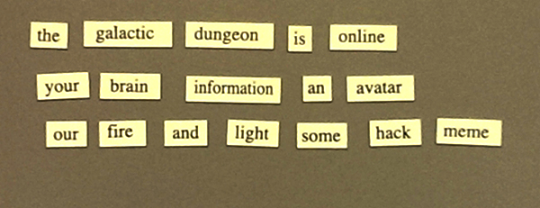 Geek Poetry 001 Pic