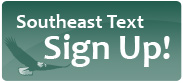 Southeast Text Sign Up