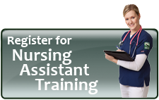 Register for Nursing Assistant Training