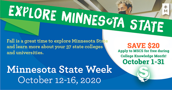 Minnesota State Week 2020