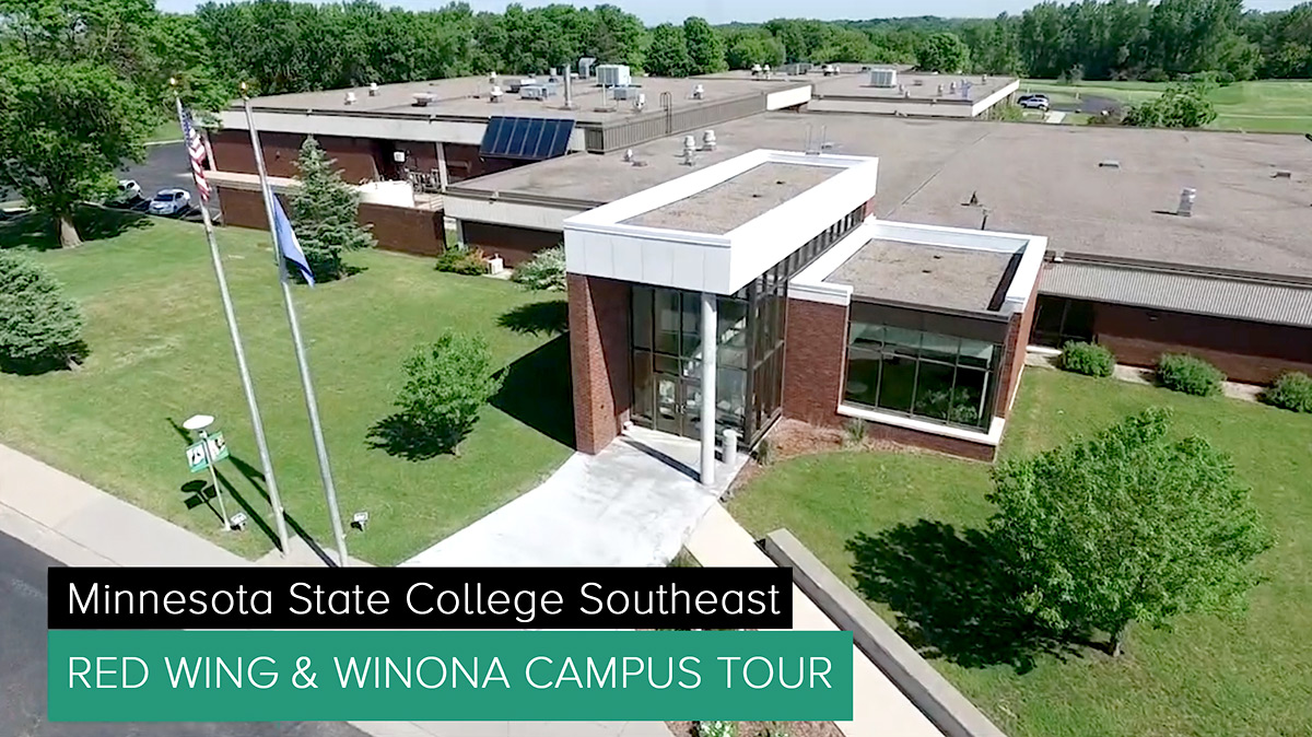 Video Tour of Minnesota State College Southeast